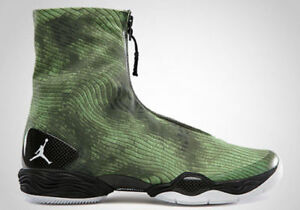 size 40 a5c40 551ef Image is loading Air-Jordan-28-XX8-Reptile-Green-Camo-Size-