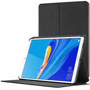 Huawei-Mediapad-M6-8-4-Smart-Case-Magnetic-Protective-Cover-Stand-Black