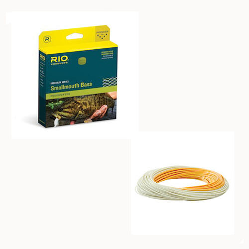 Rio Smallmouth Bass Fly Line, New - w Free Shipping in US