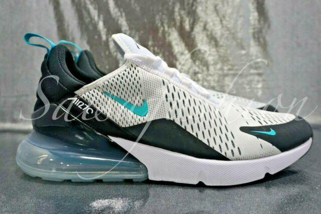Nike Air Max 270 Shoes Black Dusty Cactus White Ah8050 001 Men