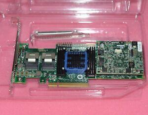 Adaptable Contrôleur Adaptec Raid 6805 T 8 Ports Pcie 2 X8 512 Cache Ddr2 Asr-6805t-afficher Le Titre D'origine