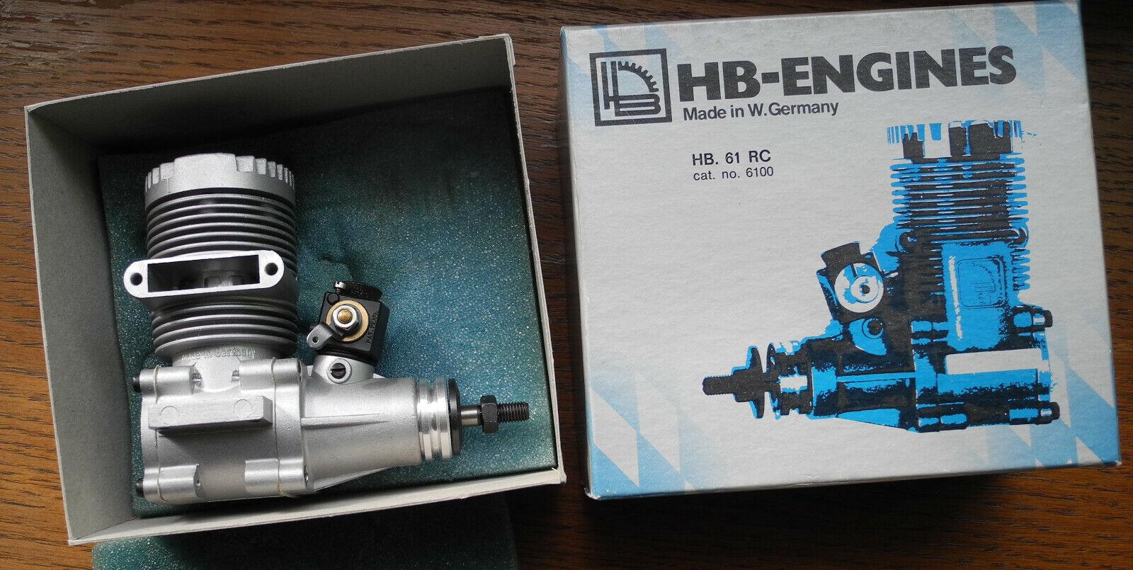 Mecoa hb61 RC 10ccm motore non ancora andato