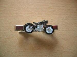 MOTORRAD Krawattennadel YAMAHA goldfarben