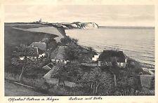 AK Ostseebad Arkona a. Rügen Arkona mit Vitte Postkartevor 1945