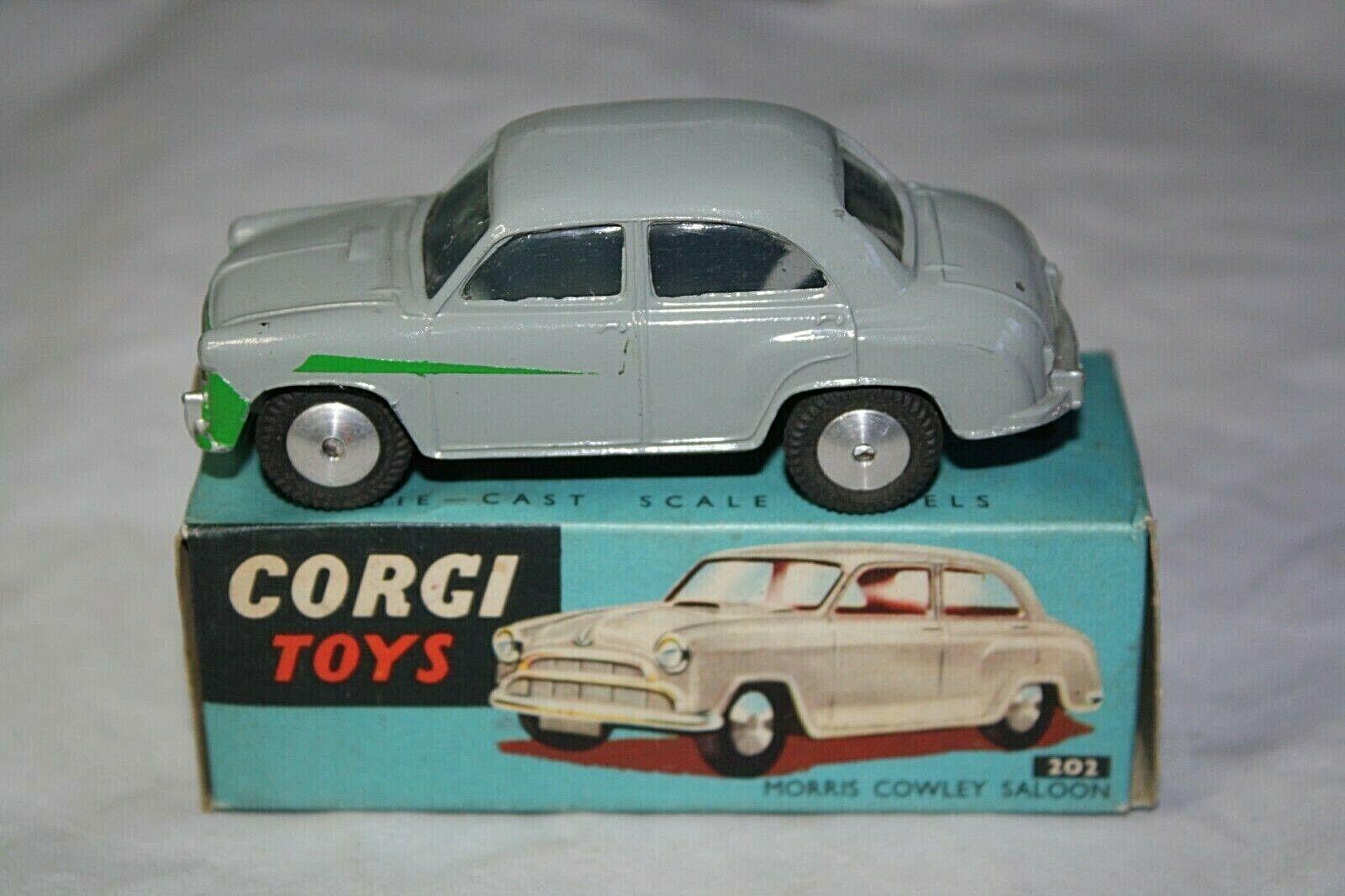 Corgi 202 Morris Cowley, Excellent Condition in Good Original Box