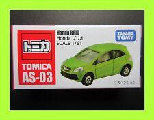 APR 2015 new AS-03 HONDA BRIO Car TOMICA TOMY TAKARA  ASIA SPECIAL