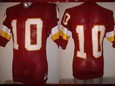 Washington Redskins 10 Camisa Jersey Sand-knit Macgregor Nfl Football S Usa Top