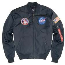 Alpha Industries Men s Jacket Ma-1 VF Rev II Ma1 Reversible Rep ... a00e598d48