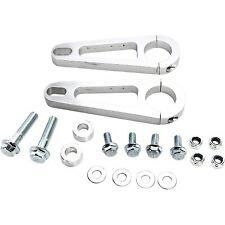 Motoworks EZ-FIT Nerf Bars Silver 81-1201