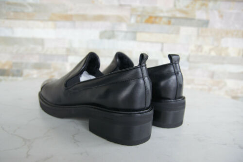 Basses Chaussures 36 Mocassins Baldinini Original 848297 Noire Fourrure Neuf qSwXgxvZ