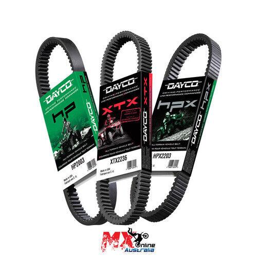 Dayco Drive Belt Kawasaki KRF750A TERYX 750 Fi 4WD 2009-2014