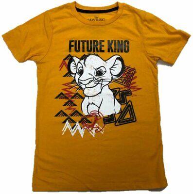 Simba Future King Walt Disney Lion King Boys T-Shirt