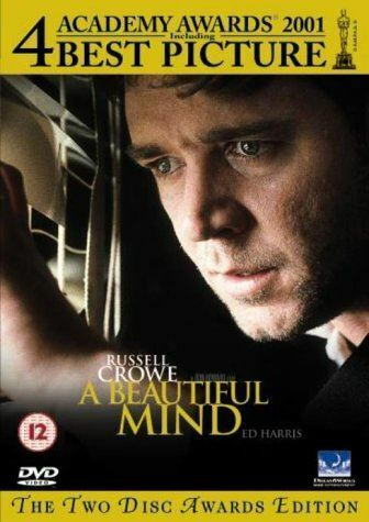A Beautiful Mind [DVD] Brand New Sealed