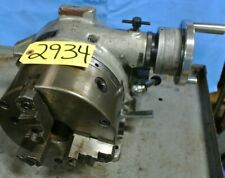 Phase 2 Bridgeport Rotary Super Spacer 8 Withjaws Milling Machine Shop Tool