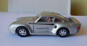 PORSCHE-1986-88-MODELO-959-1-30-MARCA-GUISVAL-ESPANA-METALICO-ABREN-PUERTAS