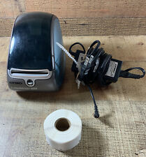 Dymo Labelwriter 400 Turbo Thermal Label Printer With Power Supply Amp Labels