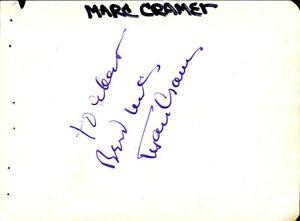 Vintage-MARC-CRAMER-Autograph