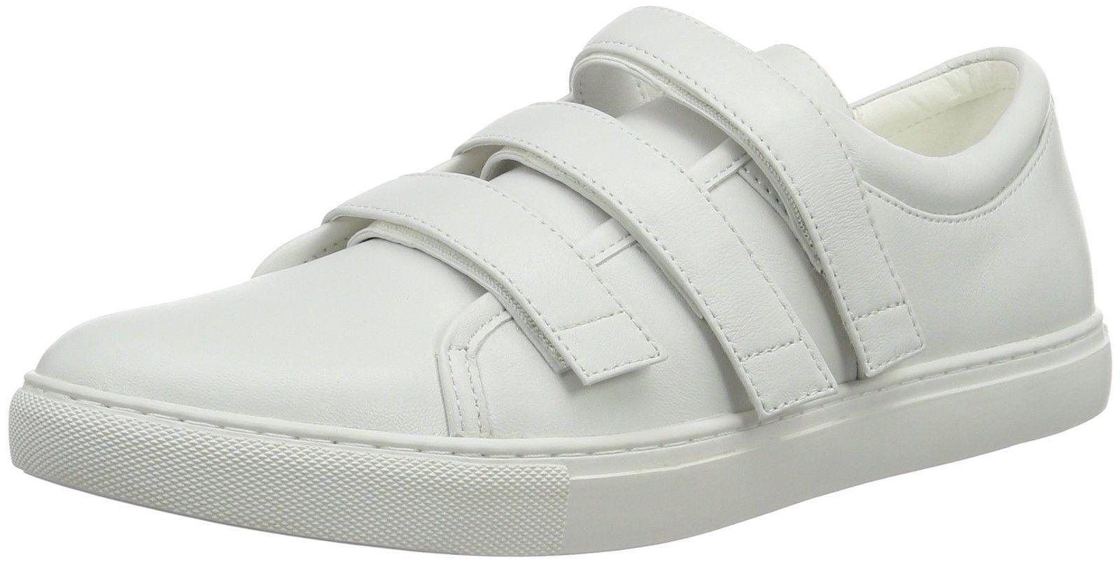 Kenneth Cole New York Women's Kingvel Low-Top Sneaker, White, Size 9.5 Med, $120