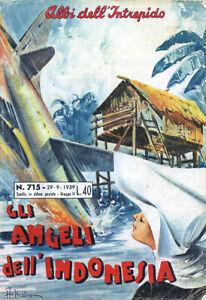 ALBI-DELL-039-INTREPIDO-N-715-034-GLI-ANGELI-dell-039-INDONESIA-29-9-1959-Ediz-UNIVERSO