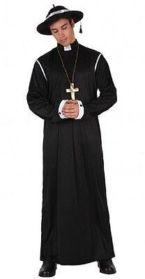 Mönch Perücke Kurze Haare Erwachsene Religiös Figur Herren Kostüm Kostüm Zubehör