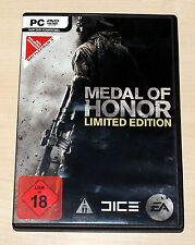 MEDAL OF HONOR - LIMITED EDTION (2010) - PC SPIEL EGO SHOOTER