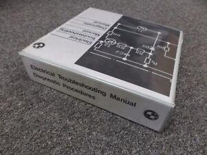 1988 bmw 735i 750il electrical wiring diagrams troubleshooting rh ebay com