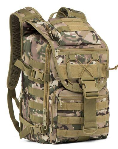 T1FE 1SFE militaire tactique sac à dos grande armée Assault Pack Molle Bug out bag
