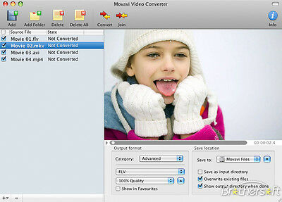 Video Converter Movavi Mac Bundle Media player Editor Screen Capture