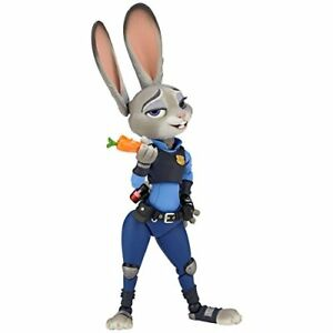 Kaiyodo-Movie-Revo-Series-Judy-Hopps-Zootopia-Action-Figure-Revoltech-Japan