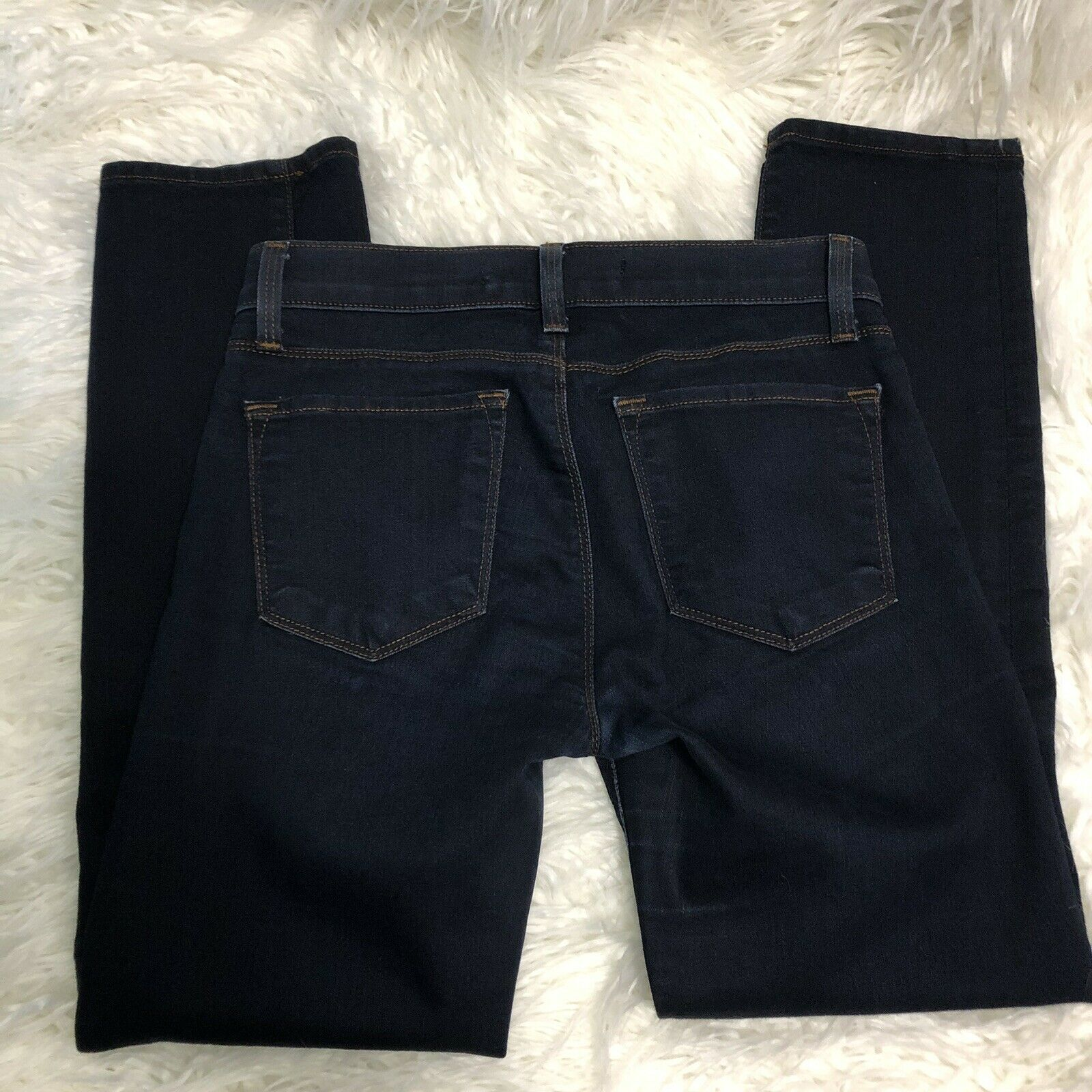 J Brand Jeans 811 Mid Rise Skinny Women's Size 24 Ink