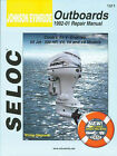Johnson/Evinrude Outbrds 92-01 by Seloc (Book, 2003)