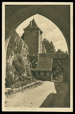 Motive Ak Rothenburg Ob Der Tauber Alte Ansichtskarte Foto-ak Postcard Cx50 Ansichtskarten