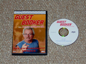 Kayfabe-Commentaries-Guest-Booker-with-Mike-Graham-DVD-R-2009-Wrestling