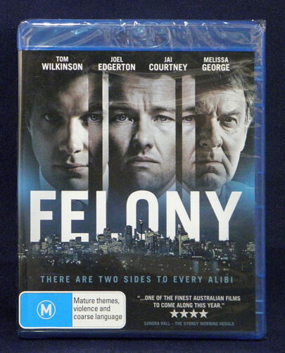 1 of 1 - Felony (Blu-ray Region B (Australia) 2014)