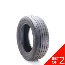 Set Of 2 Used 23560r18 Michelin Latitude Tour Hp 103h 532 Fits 23560r18