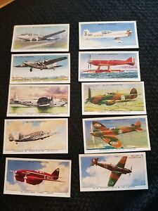 Speed-1938-Wills-Cigarette-Cards-Complete-Your-Set-Buy-2-amp-Save