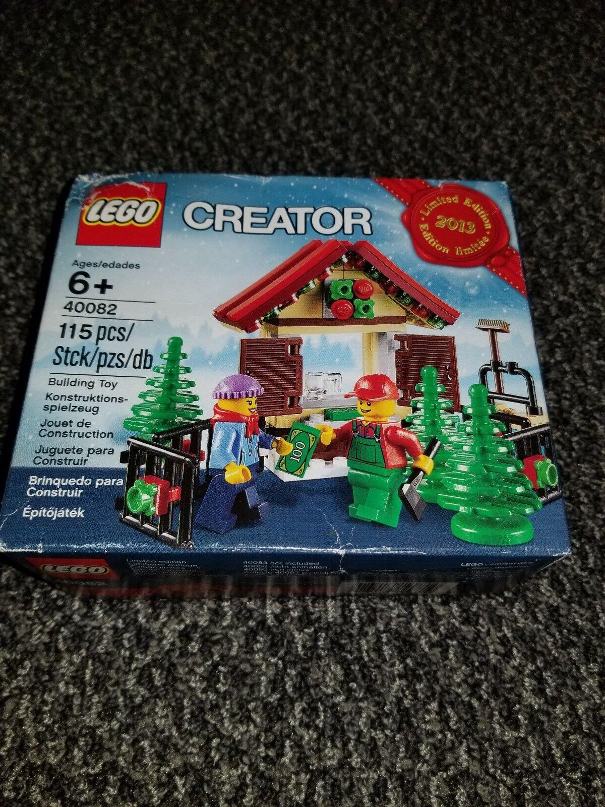 Lego creator 40082 Christmas 2013