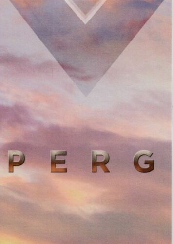 Supergirl Season 1 Key Art Puzzle Chase Card Z8
