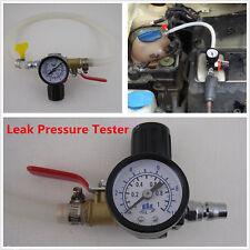 Car Cooling System Radiator Pressure Tester Water Tank Detector Checker Tool Kit