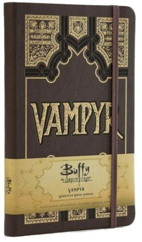 - Insight Collectibles carnet de notes Vampyr 21 x 13 cm Buffy