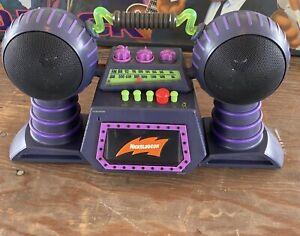 Nickelodeon-Blastbox-Retro-1995-Radio-Cassette-Tape-Player-Recorder-Works