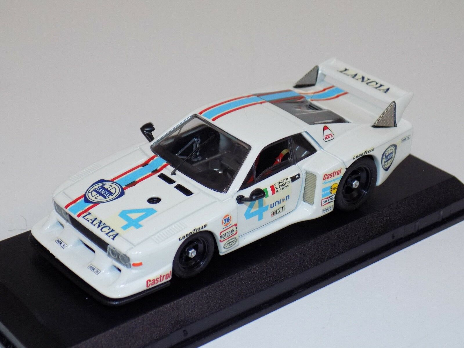 1 43 Best Model Lancia Beta  Monte Carlo  in Car H of Daytona