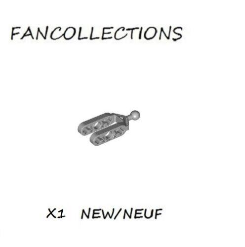 LEGO x 1 6572 NEUF Steering Knuckle Arm Light Bluish Gray Technic