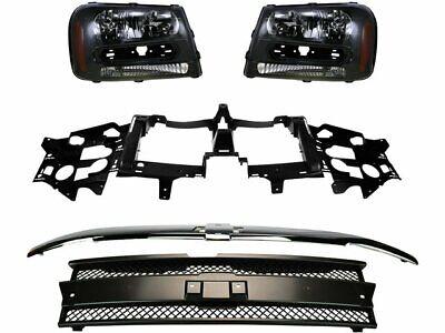 Chevrolet Avalanche 1500 Grade E Farol Kit Faça você mesmo Solutions 77115KC