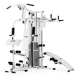 0a1ebe0fd95 Home Fitness Equipment Multi Gym Workout Station Exercise Machine ...