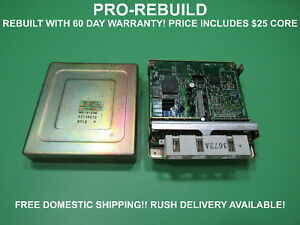 Details about MD131036 MITSUBISHI DELICA VAN ECU ECM PCM ENGINE CONTROL  COMPUTER REBUILT