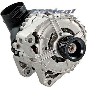 100-NEW-ALTERNATOR-FOR-BMW-325-328-525-Z3-M3-E36-E34-HD-140AMP-ONE-YR-WARRANTY