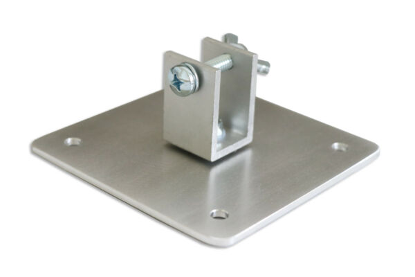 Additional Ceiling Plate For Pcmd Projector Mounts With A U-channel