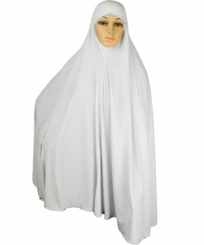 Black /& White Ladies Cotton Ihram Clothing Umrah Hajj Hijab Scarf Scarves Ahram