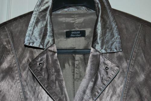 Effet Tissu T Bronze Label Et Froissé Basler Black Vestes Satiné 40 Tbe waxZWfqnIS